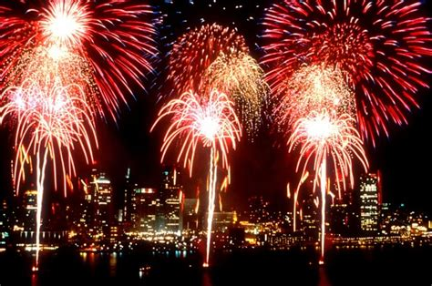 new year celebration in usa best places for new year s in usa map new year