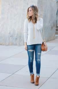 Light Grey Booties Best 25 Distressed Jeans Ideas On Pinterest Diy