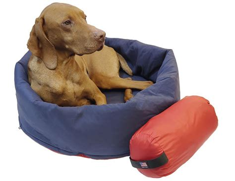 backpacking dog bed noblecer 2 in 1 ultralight travel dog bed and sleeping