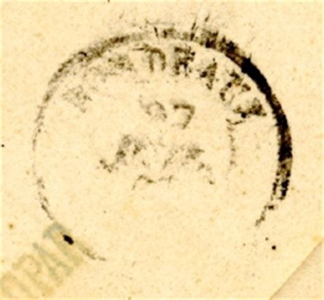 Brief Schweiz Spanien Klassische Philatelie Die Klassischen Ausgaben Spanien Stempel Aus Der Zeit Ii