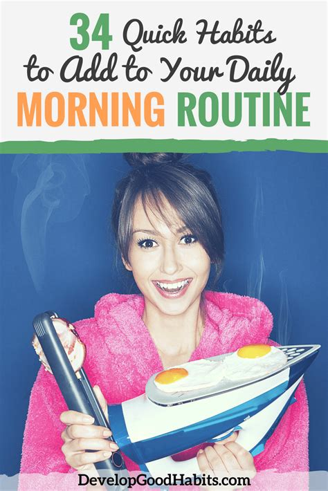 34 morning daily routine habits for a healthy start to 34 morning daily routine habits for a healthy start to