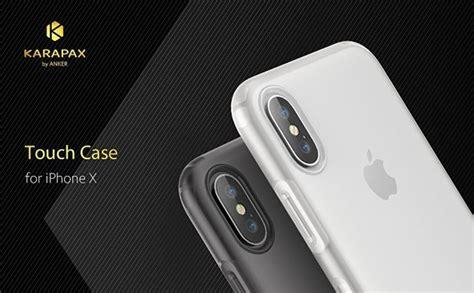 anker karapax anker karapax un ottima custodia in silicone per iphone x