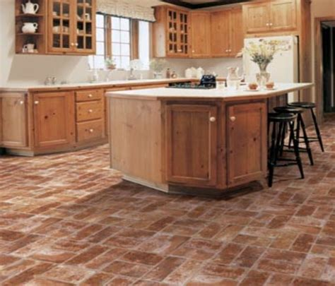 best kitchen floors best vinyl kitchen flooring