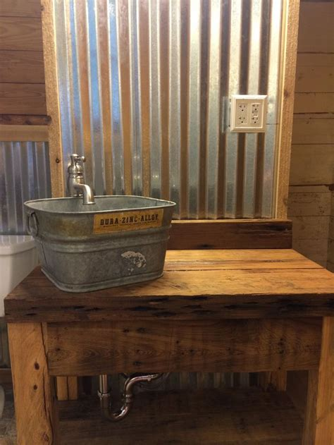 Galvanized Bathroom galvanized bathroom wall search for the home metals buckets and plays