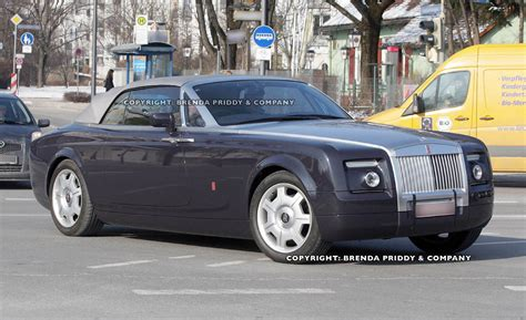 Rolls Royce Convertable Rolls Royce Phantom Drophead Coupe 2702306