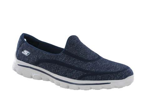 skechers comfort shoes new womens skechers go walk 2 super sock comfort shoes