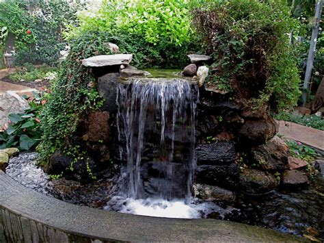 backyard water feature designs diy garden waterfalls water features garden waterfall