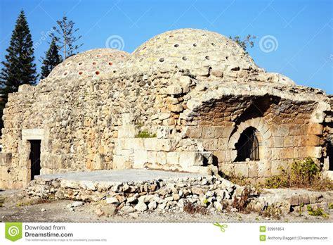ottoman baths ottoman baths paphos cyprus stock images image 32891854