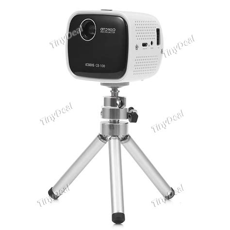 Yg600 1080p Lcd Mini Projector 275 14 icodis portable mini dlp wi fi hd android 4 2