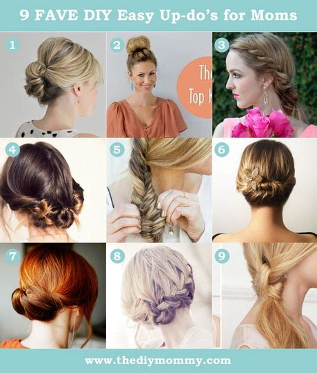 easy hairstyles for school you can do yourself easy do it yourself hairstyles for long hair