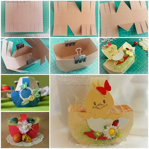 diy easter gifts 14 diy easter baskets modern magazin