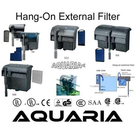 Jual Lu Gantung Akuarium jual jebo bio filter gantung akuarium model air terjun