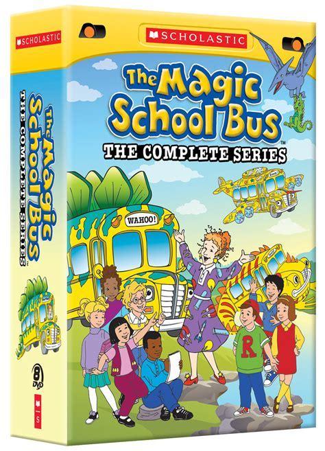 The Magic School Bus: The Complete Series   Scholastic