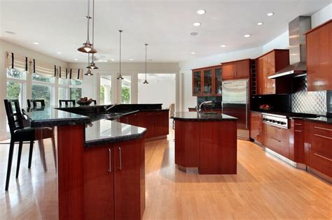 25 remarkable kitchens with dark cabinets and dark granite 25 remarkable kitchens with dark cabinets and dark granite