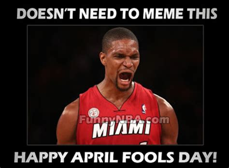 Antonio Meme - happy april fools day nba funny moments