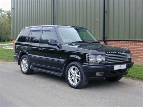 2000 land rover mpg used 2000 land rover range rover for sale in yorkshire