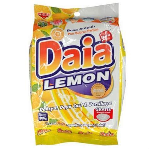 daia detergent 900 gr all variant elevenia