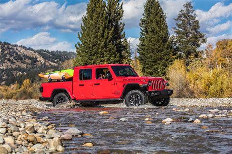 jeep gladiator rubicon ute guide