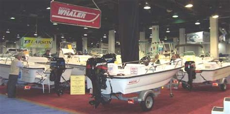 new england boat show hours boston fall boat show