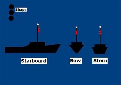 boat stern light color boat starboard light color www lightneasy net