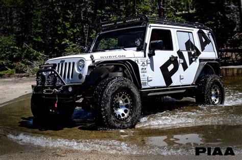 Build My Jeep Rubicon 2015 Jeep Rubicon Piaa Build