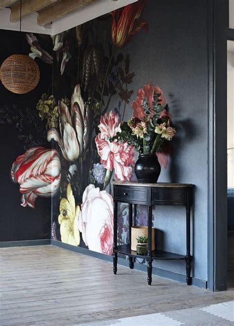 big wall murals organic interior design florals 20 pics messagenote