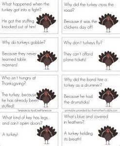kids thanksgiving jokes free printable thanksgiving jokes fall halloween