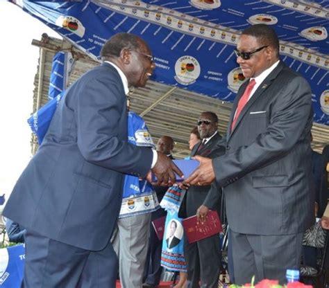 Mba Polytechnic Malawi by Mutharika Says Of Malawi Should Redefine