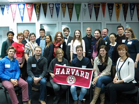 Harvard Mba Scholarships For Canadian Students by Flex Alumni Hosted A Panel For Harvard Graduate Students