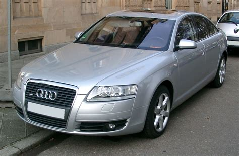 Audi C6 A6 by File Audi A6 C6 Front 20080108 Jpg