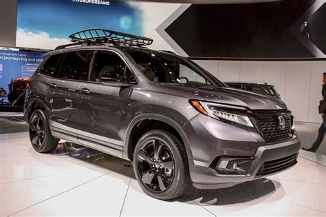 2020 Honda Passport by Car News And Reviews Wallpapers Pictures Free