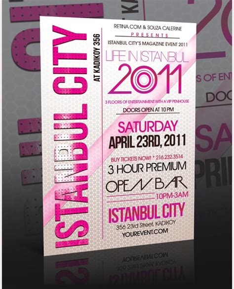 event flyer templates free 31 stunning psd event flyer templates designs free