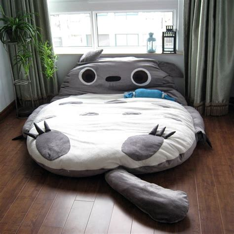 kuscheliges bett cozy bed totoro alldaychic