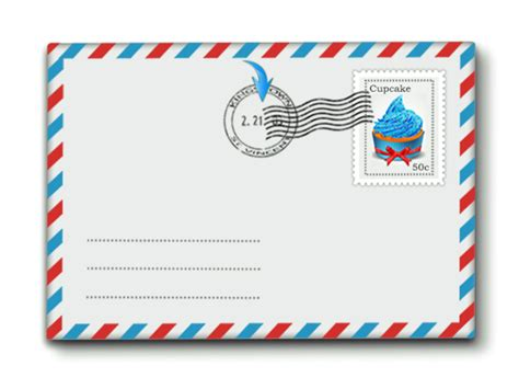 create a photorealistic letter envelope in photoshop