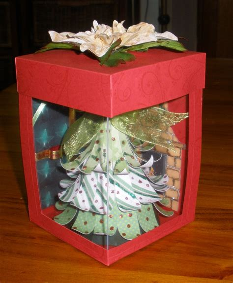 pattern for christmas tree box 90 best images about exploding box ideas on pinterest