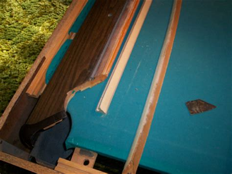 How To Change The Felt On A Pool Table How To Change The Felt On A Pool Table Pool Table Felt Replacement Replacing Pool Table Felt