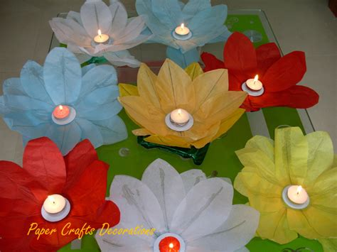 Paper Lotus 20cm Sky Blue 12inch 30cm 50pcs lot floating lotus flowers lanterns