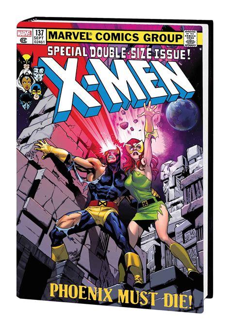 x classic omnibus uncanny omnibus volume 2 hc marvel comics big