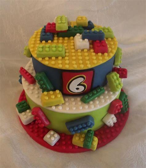 tutorial lego in pdz torta lego dolci e cupcake di cake design a tema lego