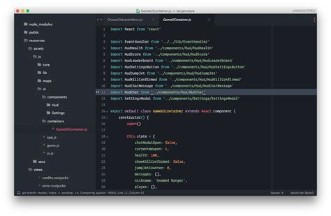 sublime text 3 font theme best sublime text 3 themes of 2015 and 2016 scotch