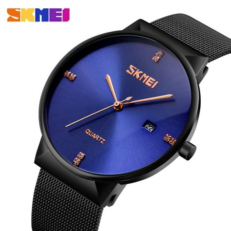 Jam Tangan Sport Dimension Stainless Steel 1 skmei jam tangan analog pria stainless steel 9164 blue jakartanotebook