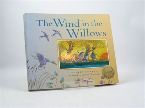 wind in the willows picture book the wind in the willows by kenneth grahame featured