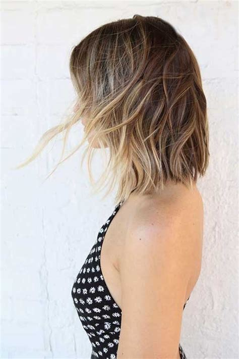 Ombre Bob Hairstyle by 20 Ombre Bob Hairstyles Bob Hairstyles 2017