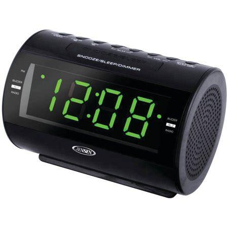 am fm dual alarm clock radio walmart