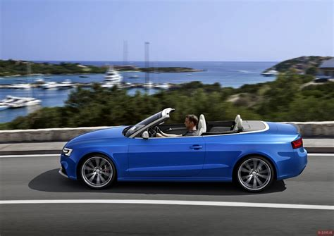 Audi Rs5 0 100 by Audi Rs5 Cabriolet In Italia A 94 500 0 100 It