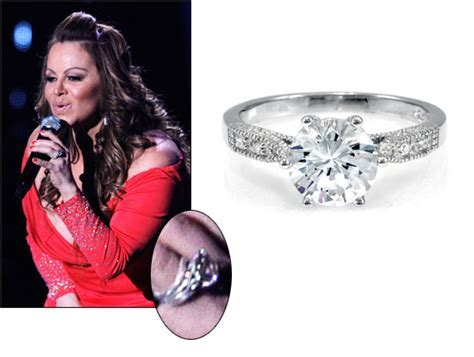 Fake Diamond Rings That Look Real   Steal The Style