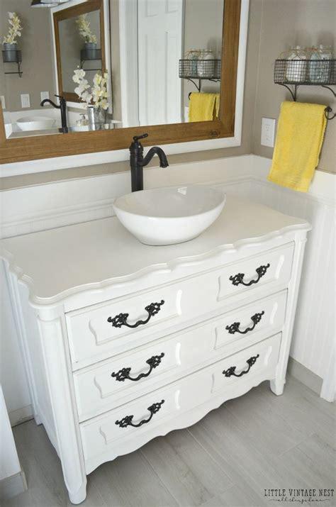 bathroom vanity dresser 1000 ideas about dresser bathroom vanities on