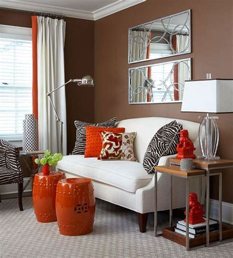 Living Room Decorating Ideas Orange Accents 29 cozy and inviting fall living room d 233 cor ideas digsdigs