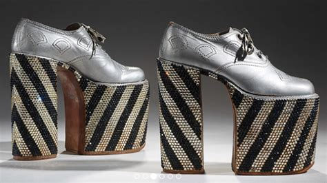 elton john ottawa men in heels the focus of new toronto exhibit lifestyle