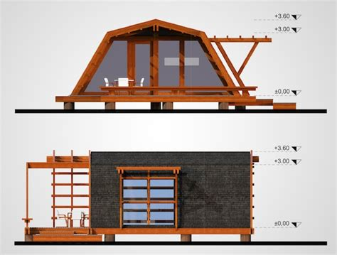 614 sq ft soleta zero energy one tiny home